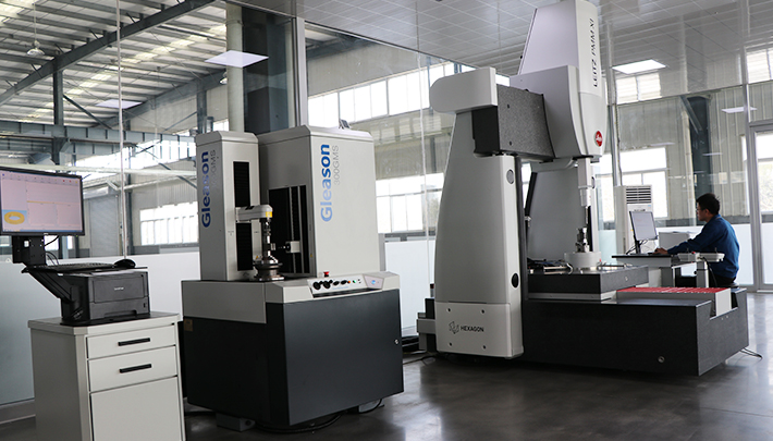 CMM ,Gear inspection machine