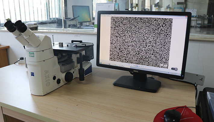 Metallographic Analyzer
